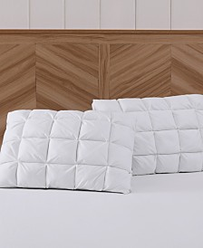Charisma Luxe Down Alternative Gel Filled Chamber 2-Pack of King Pillows