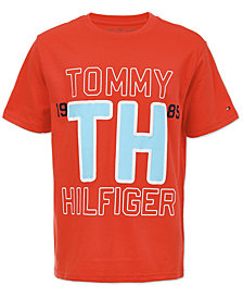 Tommy Hilfiger Little Boys Mario Graphic T-Shirt