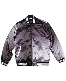 LRG Men's Dust Storm Bomber Jacket