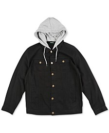 LRG Men's Hooded Jacket