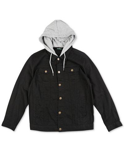 LRG Men's Hooded Jacket