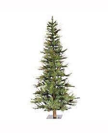 5 ft Ashland Artificial Christmas Tree Unlit
