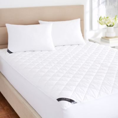 Regal 233 Thread Count Cotton Top Allergen Barrier Waterproof Mattress Pad - Twin