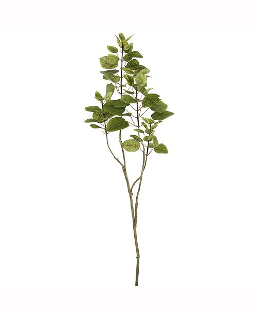 "Vickerman 48"" Artificial Green Cotinus Coggygria Tree With 72 Leaves"