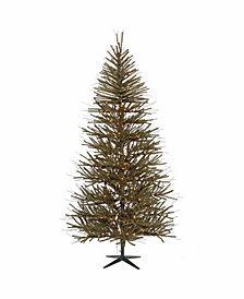 Vickerman 6 ft Vienna Twig Artificial Christmas Tree Unlit