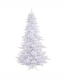 Vickerman 6.5' White Fir Artificial Christmas Tree Unlit