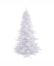 Vickerman 6.5' White Fir Artificial Christmas Tree Unlit