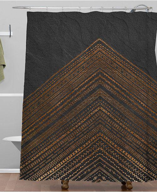 Deny Designs Iveta Abolina Nugget Creek Shower Curtain