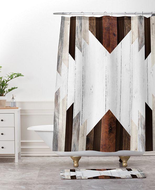 Deny Designs Iveta Abolina Maze v2 Bath Mat