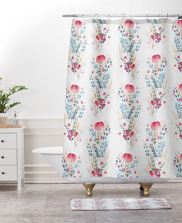 Deny Designs Iveta Abolina Bloc de couleur IV Bath Mat