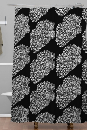 Deny Designs Iveta Abolina Noella Iv Shower Curtain Bedding