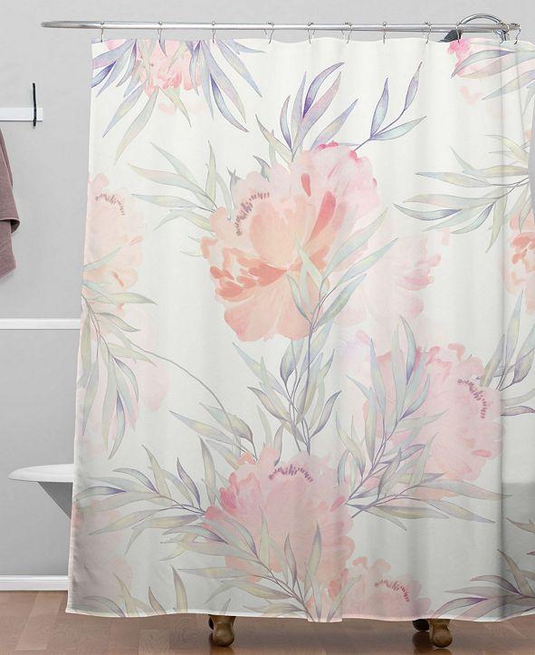 Deny Designs Iveta Abolina Antoinette Shower Curtain
