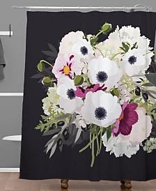 Deny Designs Iveta Abolina Noemie III Shower Curtain