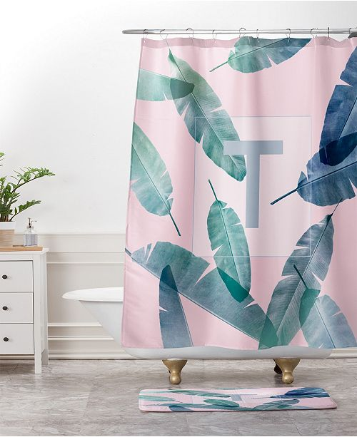 Deny Designs Iveta Abolina Peaches N Cream Bath Mat