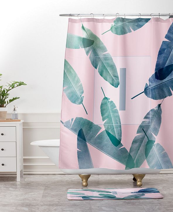 Deny Designs Iveta Abolina Peaches N Cream F Bath Mat