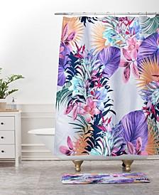 Iveta Abolina Floral Blush Bath Mat