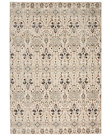 "kathy ireland Home KI34 Silver Screen KI341 5'3"" x 7'3"" Area Rug"