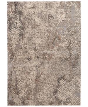 "kathy ireland Home KI35 Heritage KI352 Gray 9'3"" x 12'9"" Area Rug Product Image"