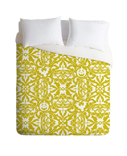 Deny Designs Heather Dutton Gothique Glow King Duvet Set