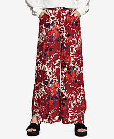 Free People Late Night Printed Sleep Pants