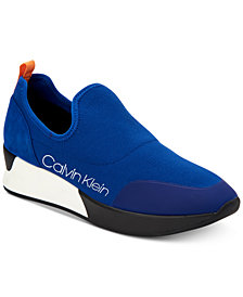 Calvin Klein Women's Que Knit Sneakers