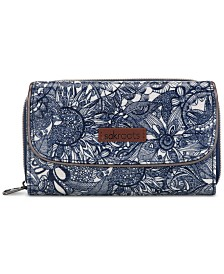 Sakroots Extra Large Wallet