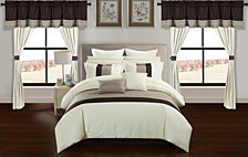 Chic Home Vixen 24-Pc Queen Comforter Set