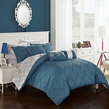Chic Home Maddie 10-Pc King Comforter Set