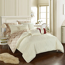 Chic Home Maddie 10-Pc King Comforter Set