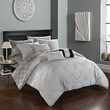 Chic Home Maddie 10-Pc Queen Comforter Set