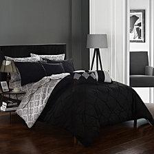 Chic Home Maddie 10-Pc Queen Comforter Set