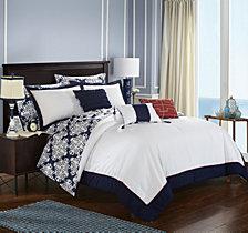 Chic Home Tania 10-Pc King Comforter Set