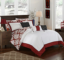 Chic Home Tania 10-Pc King Comforter Set
