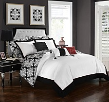 Tania 10-Pc. Comforter Sets