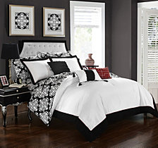 Chic Home Tania 10-Pc. Comforter Sets