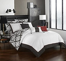 Tania 10-Pc Queen Comforter Set