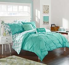 Louisville 9-Pc Full Comforter Set