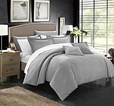 Khaya 7-Pc King Comforter Set