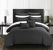 Chic Home Khaya 11-Pc Full/Queen Comforter Set