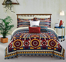 Chic Home Johannesburg 10-Pc Queen Comforter Set