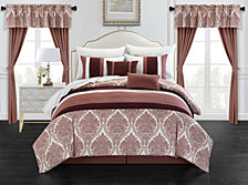 Chic Home Vivaldi 20-Pc. Comforter Sets