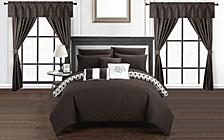 Sigal 20-Pc King Comforter Set
