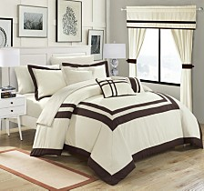 Chic Home Ritz 20-Pc. Comforter Sets