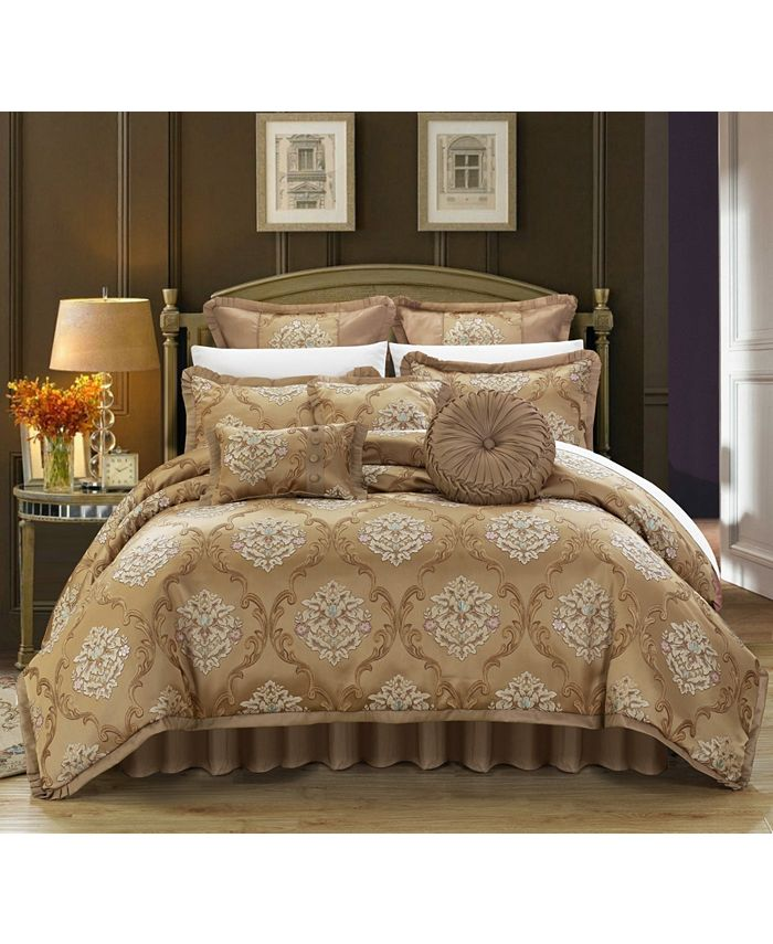 Chic Home - Aubrey 9-Pc. King Comforter Set