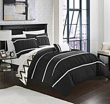 Bella 4-Pc Full/Queen Comforter Set
