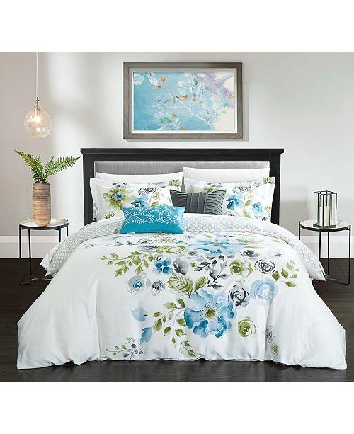 Chic Home Belleville Garden 5-Piece Comforter Set