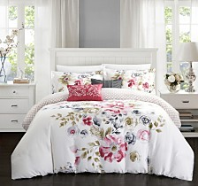 Chic Home Belleville Garden 5-Pc Queen Comforter Set
