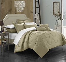 Chic Home Donna 7-Pc King Comforter Set