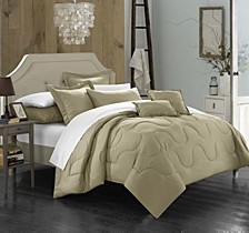Donna 7-Pc Queen Comforter Set
