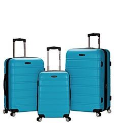 Melbourne 3-Pc. Hardside Luggage Set